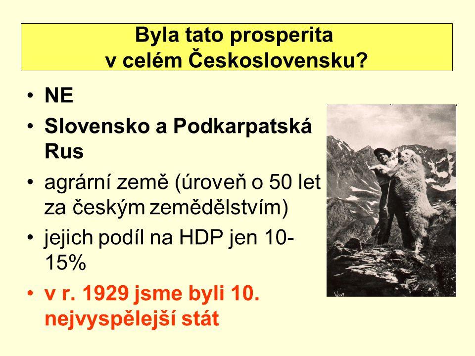 v celém Československu
