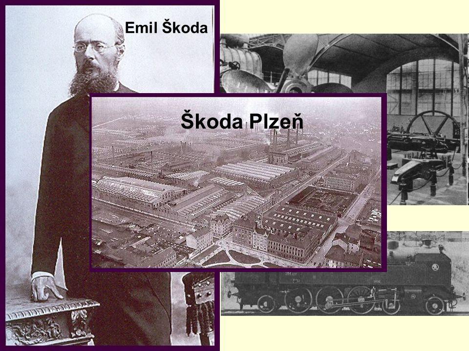 Emil Škoda Škoda Plzeň