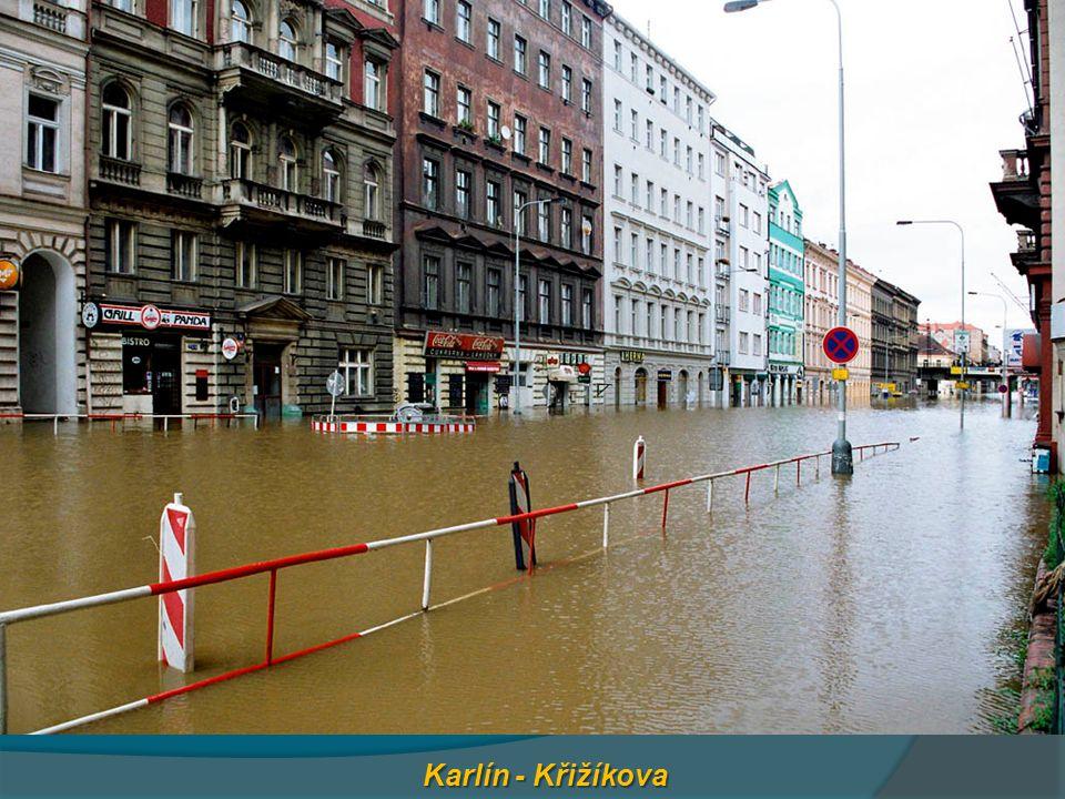 Karlín - Křižíkova