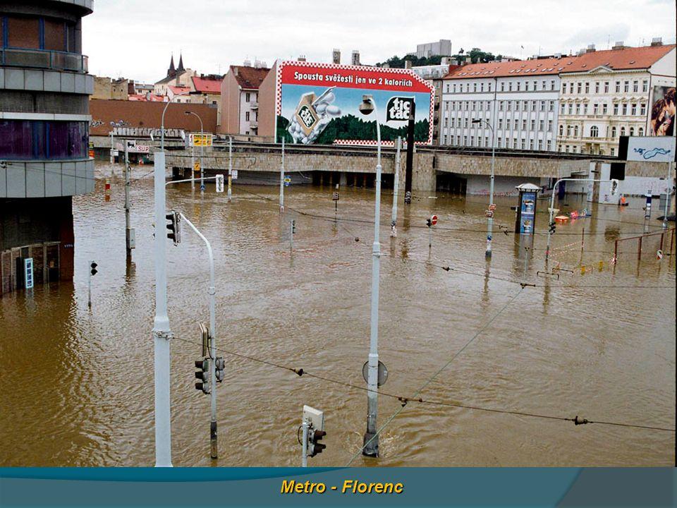 Metro - Florenc