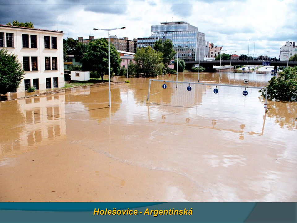 Holešovice - Argentinská