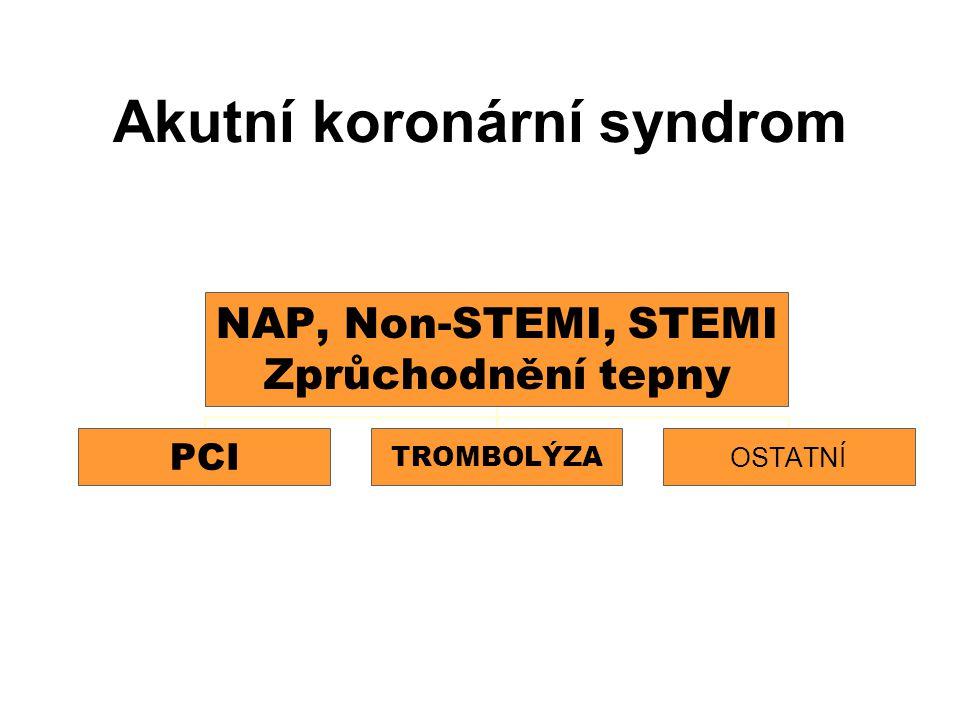 Akutní koronární syndrom