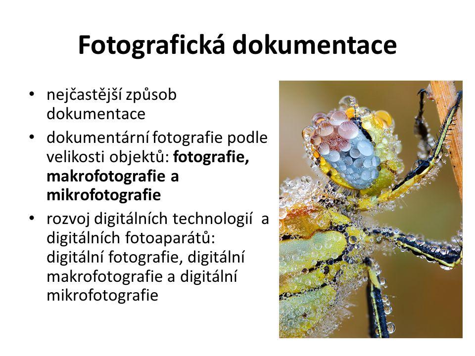 Fotografická dokumentace