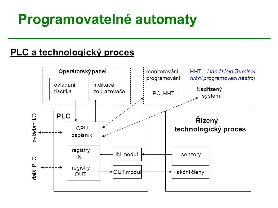 Programovatelné automaty
