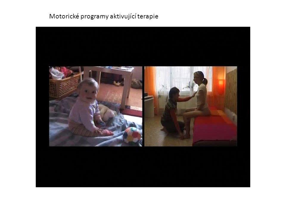 Motorické programy aktivující terapie