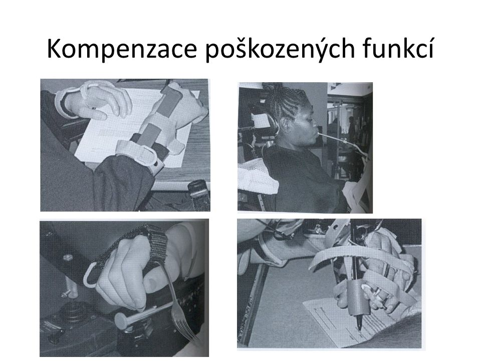 Kompenzace poškozených funkcí