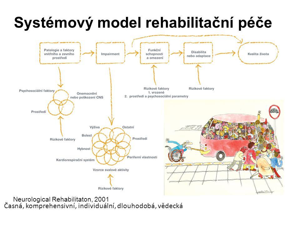 Systémový model rehabilitační péče