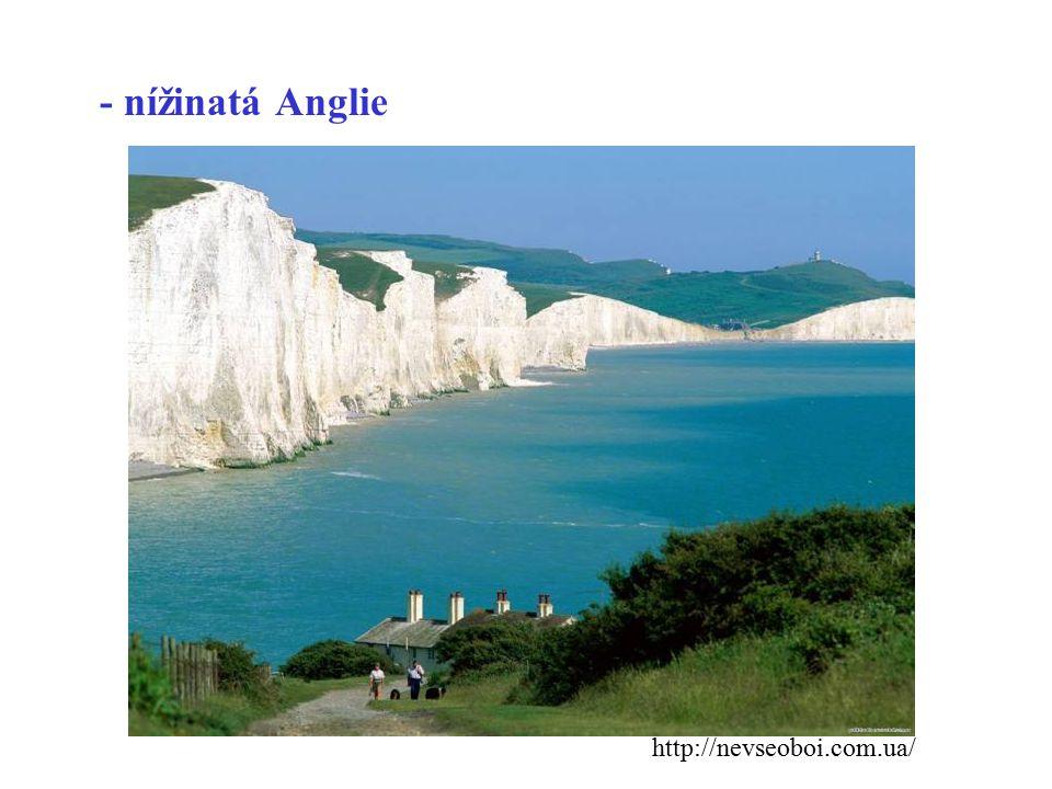 - nížinatá Anglie http://nevseoboi.com.ua/