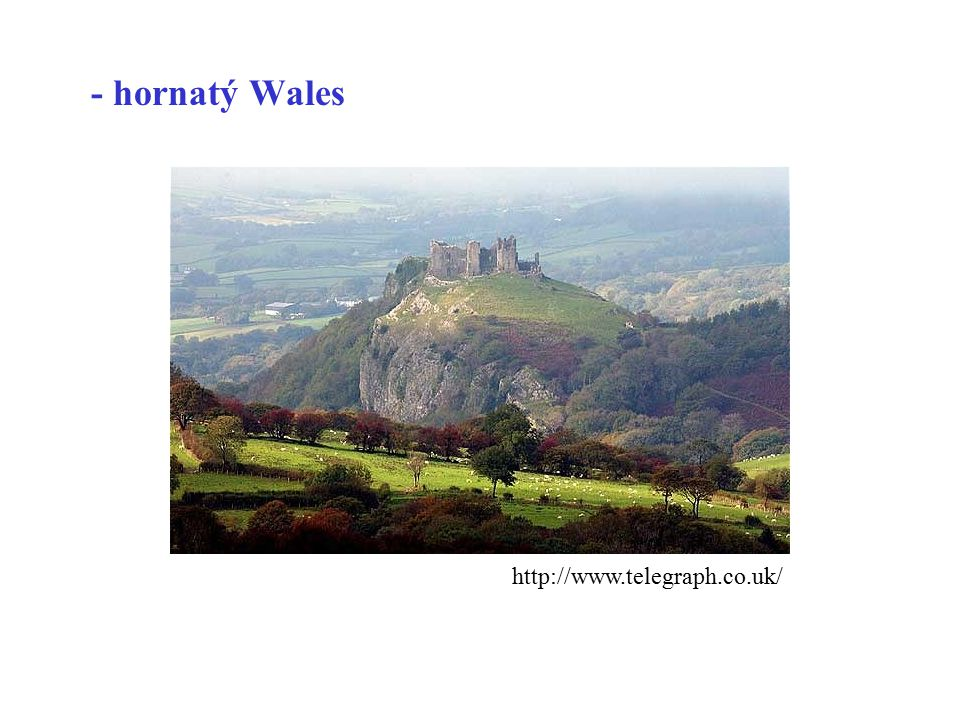 - hornatý Wales http://www.telegraph.co.uk/