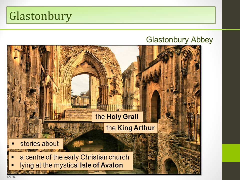 Glastonbury Glastonbury Abbey the Holy Grail the King Arthur