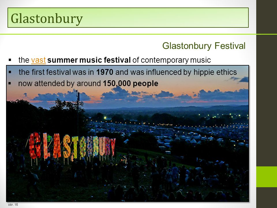 Glastonbury Glastonbury Festival