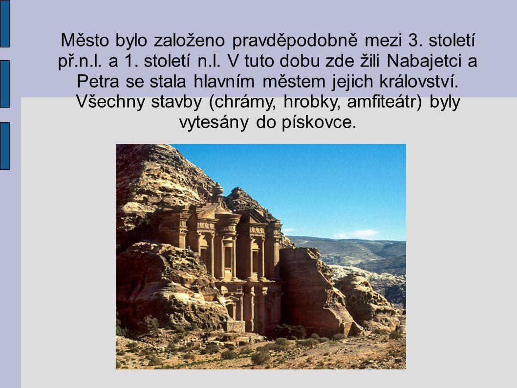 Město bylo založeno pravděpodobně mezi 3. století př. n. l. a 1