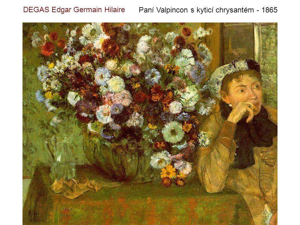 DEGAS Edgar Germain Hilaire