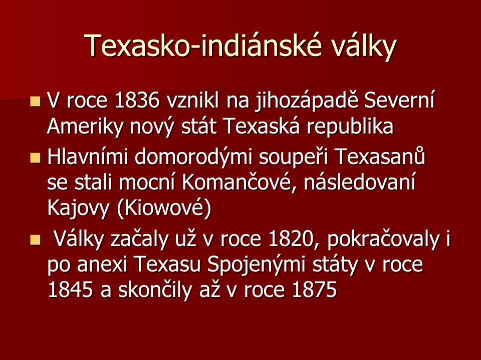 Texasko-indiánské války