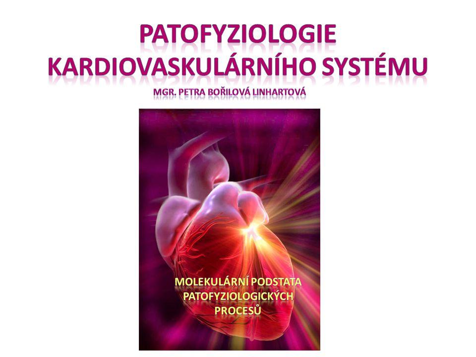 Patofyziologie Kardiovaskulárního systému