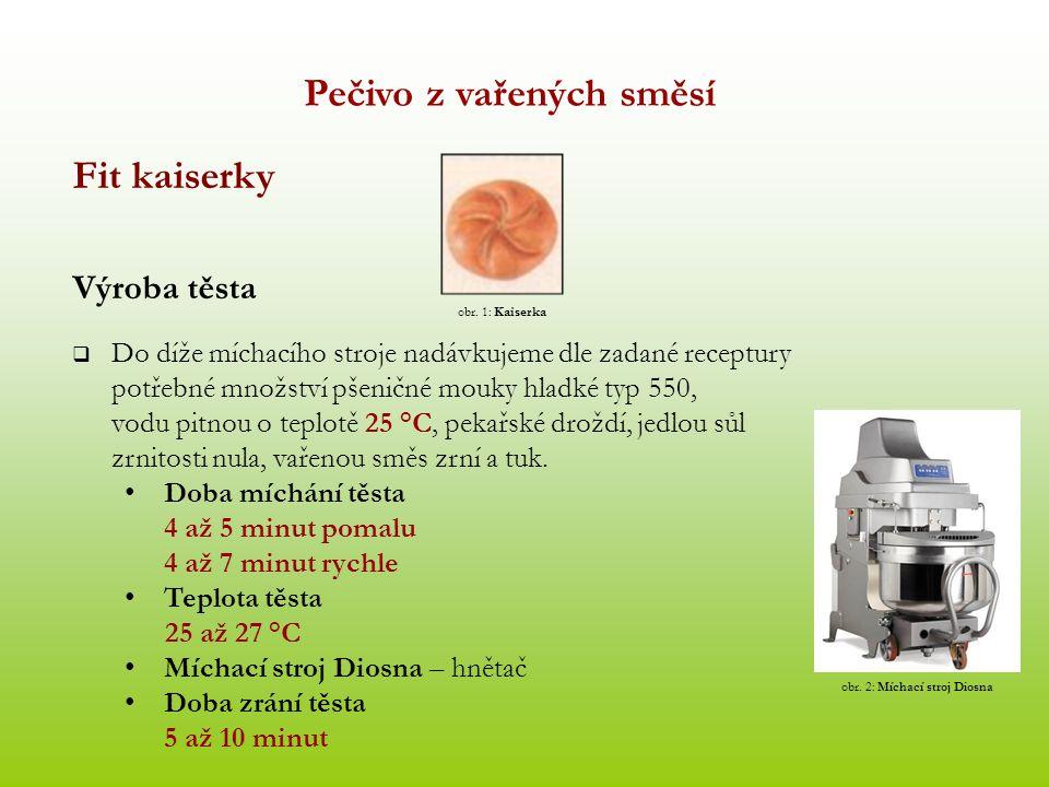 obr. 2: Míchací stroj Diosna