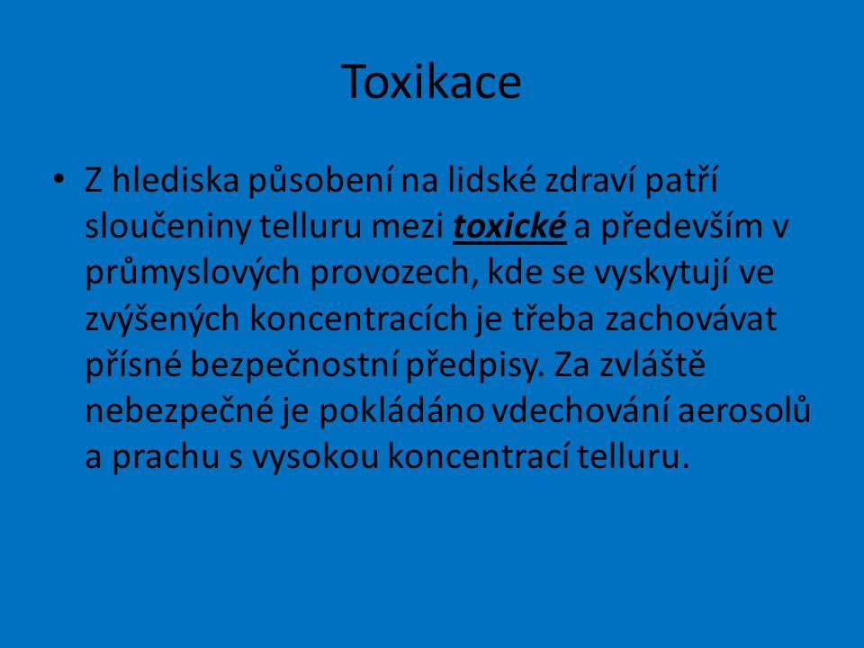 Toxikace