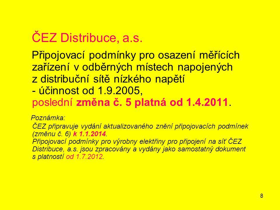 ČEZ Distribuce, a.s.