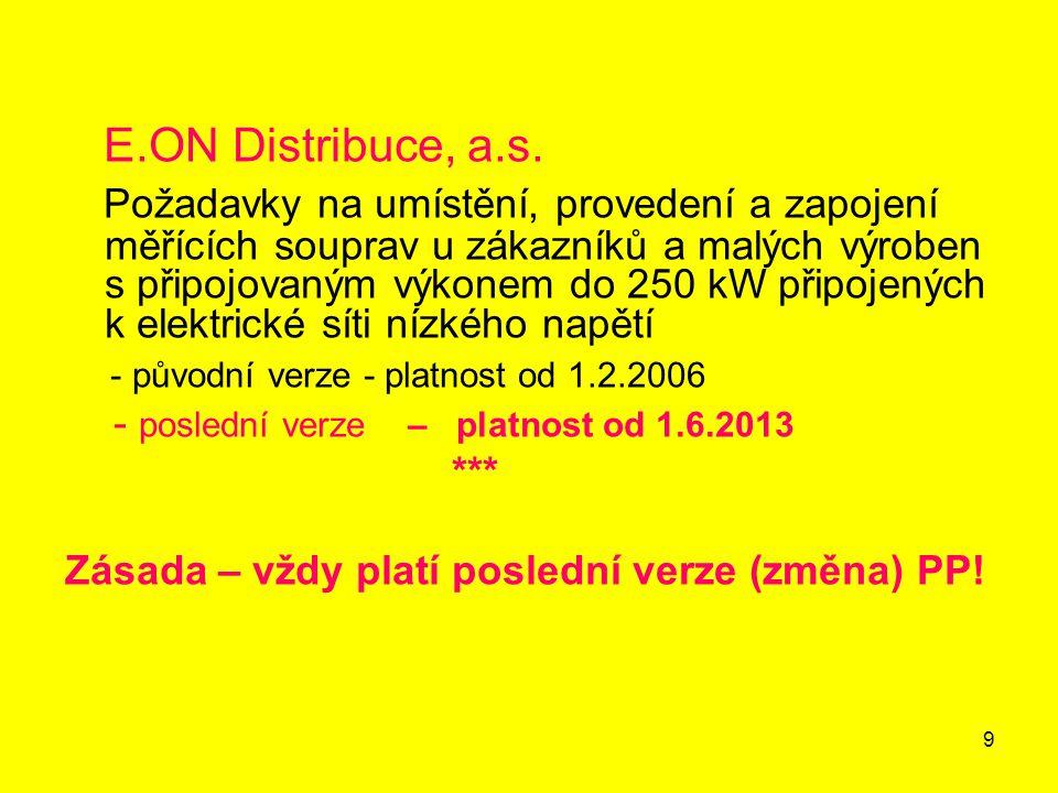 E.ON Distribuce, a.s.