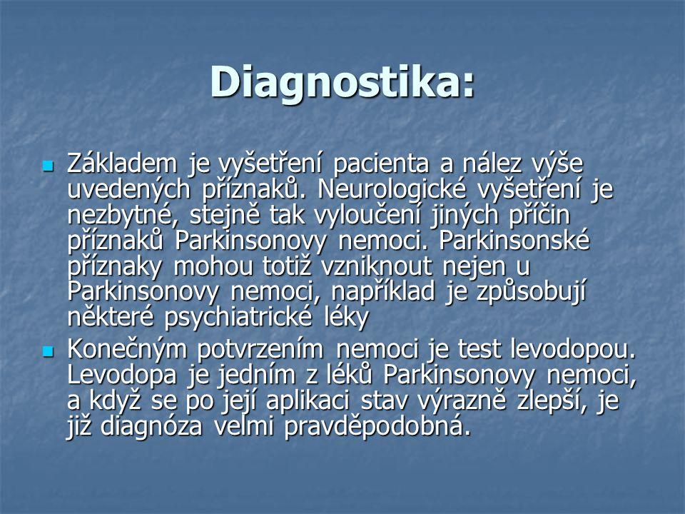 Diagnostika:
