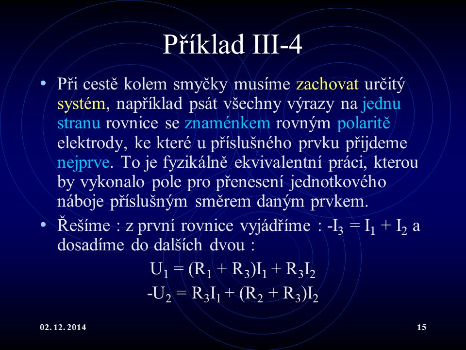 Příklad III-4
