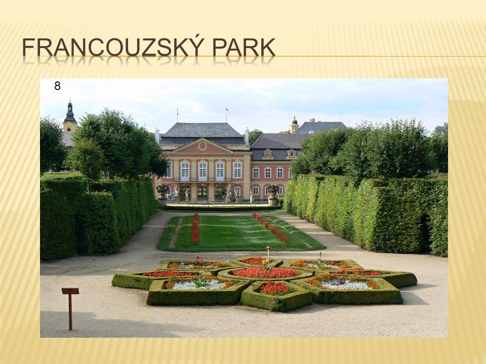 Francouzský park 8