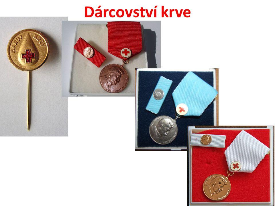 Dárcovství krve autor: Ovanis - Ondřej Vaniš