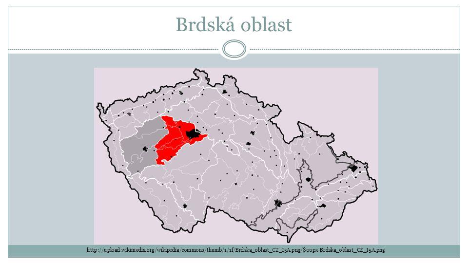 Brdská oblast http://upload.wikimedia.org/wikipedia/commons/thumb/1/1f/Brdska_oblast_CZ_I5A.png/800px-Brdska_oblast_CZ_I5A.png.