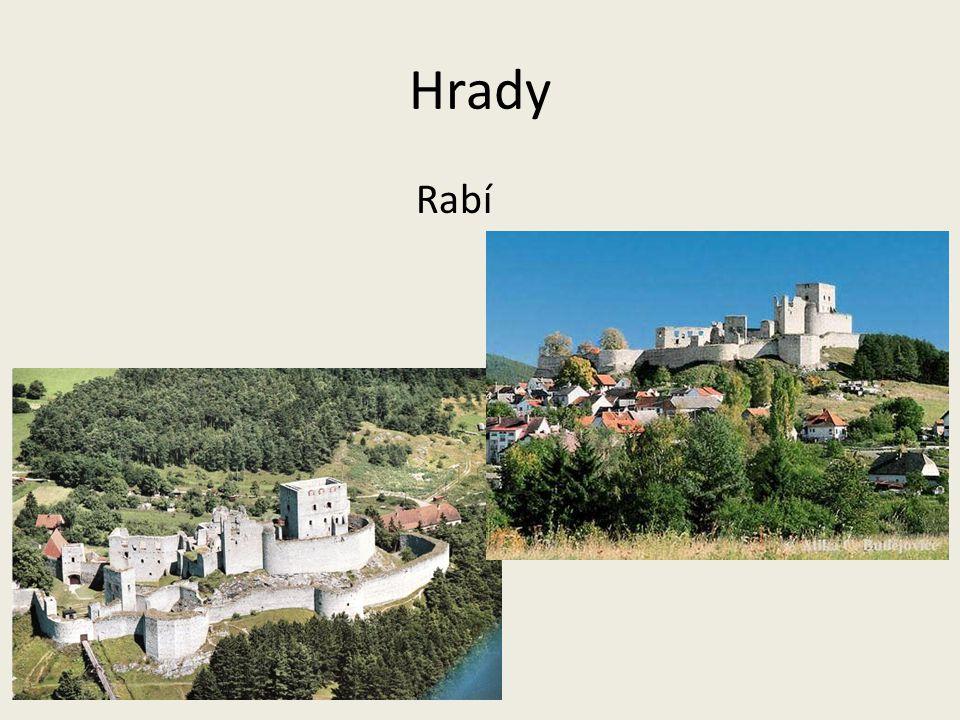 Hrady Rabí