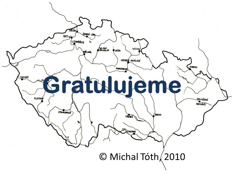 Gratulujeme © Michal Tóth, 2010