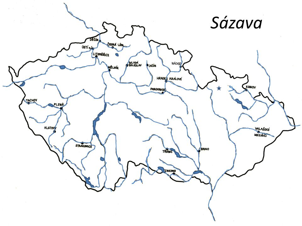 Sázava