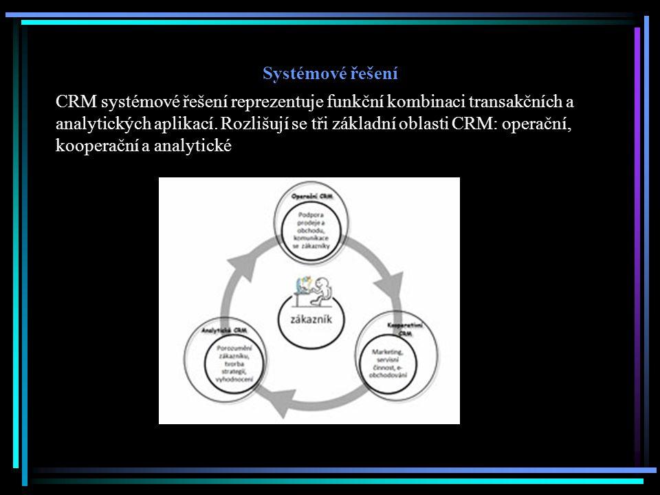 Systémové řešení