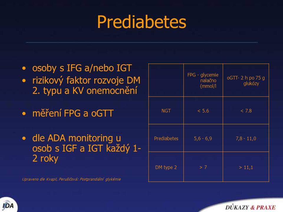 FPG - glycemie nalačno (mmol/l
