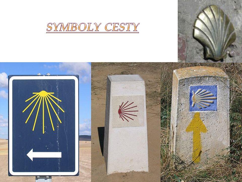 Symboly cesty