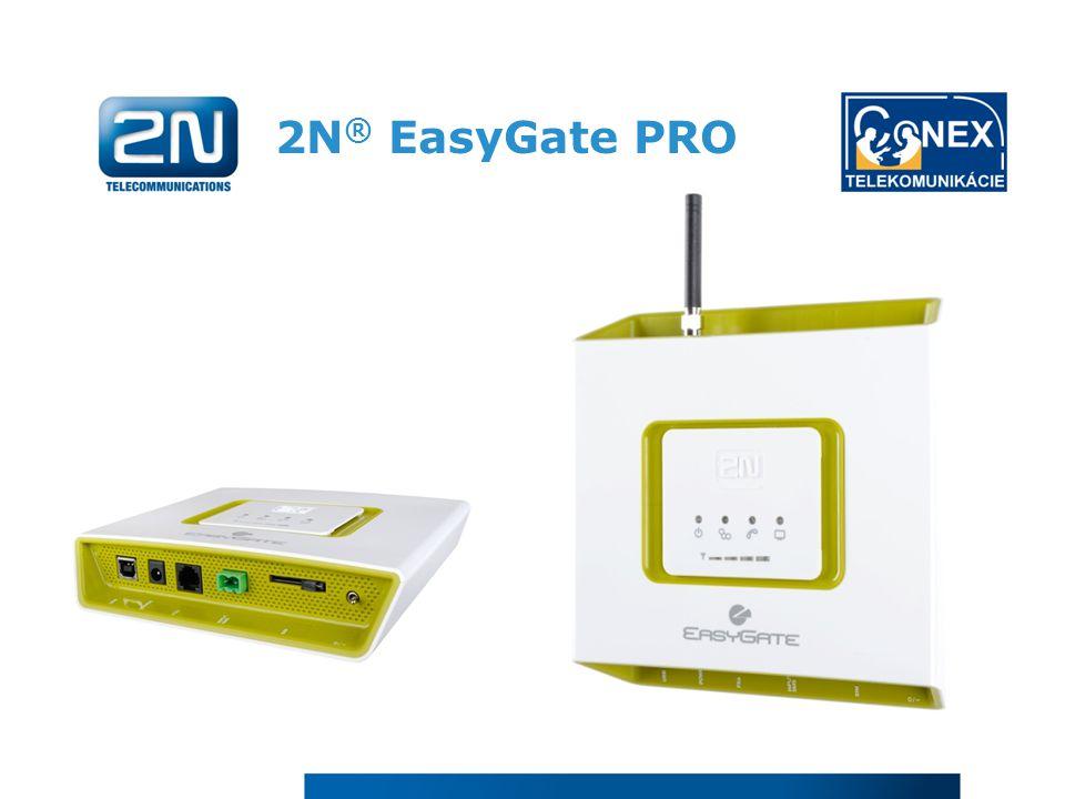 2N® EasyGate PRO
