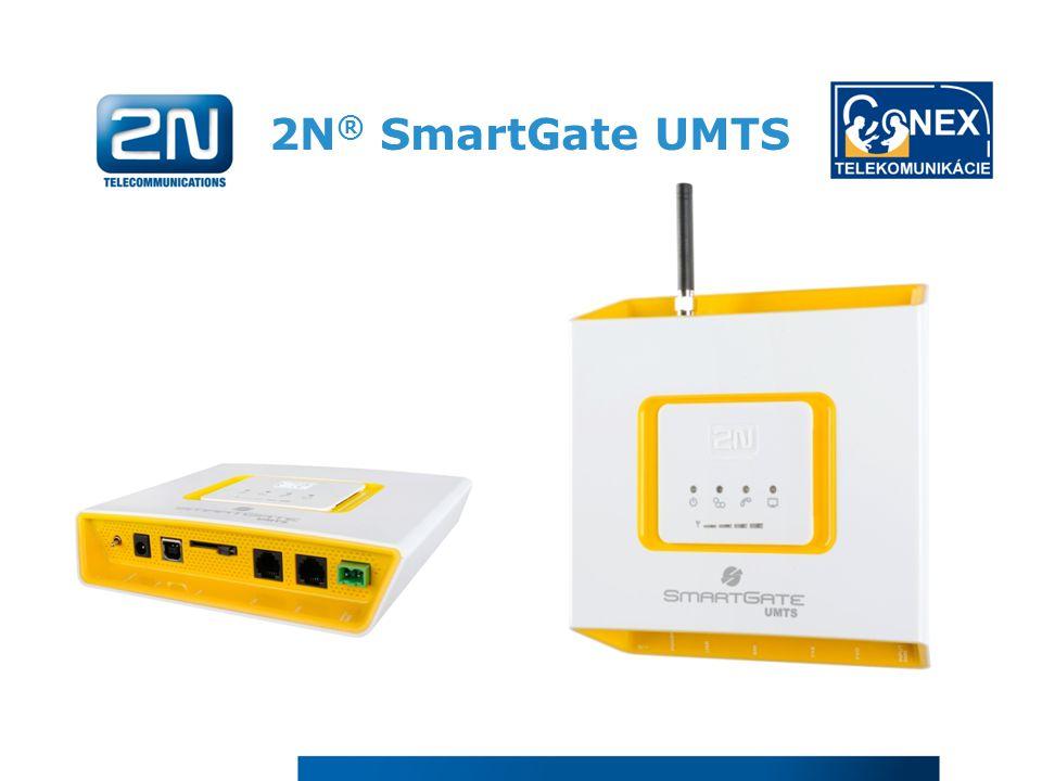 2N® SmartGate UMTS