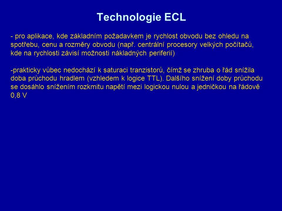 Technologie ECL