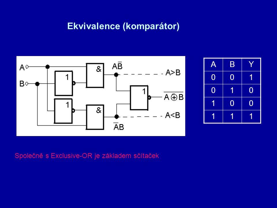 Ekvivalence (komparátor)