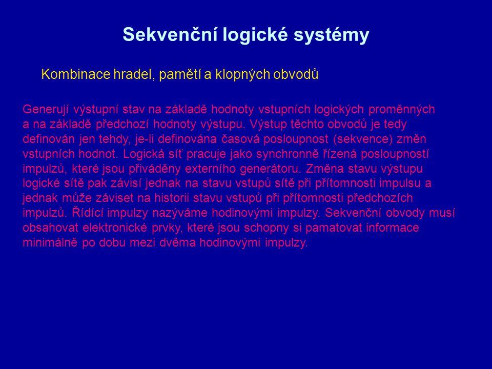 Sekvenční logické systémy