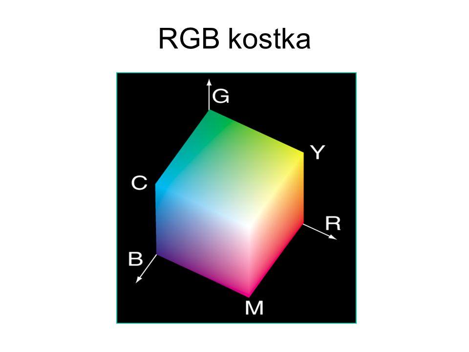RGB kostka