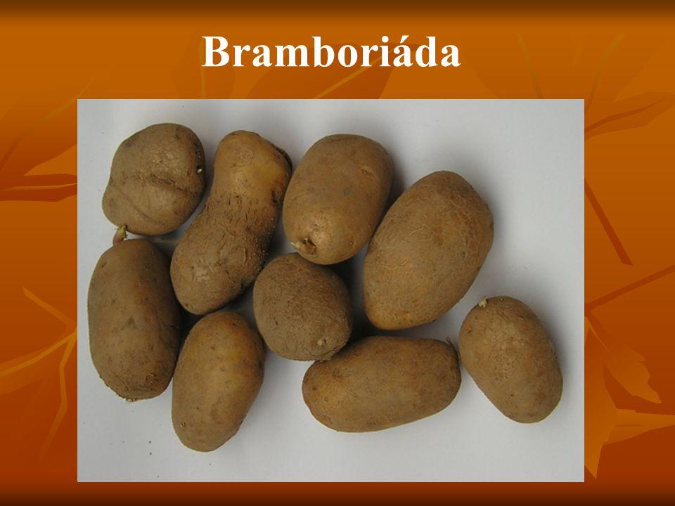 Bramboriáda