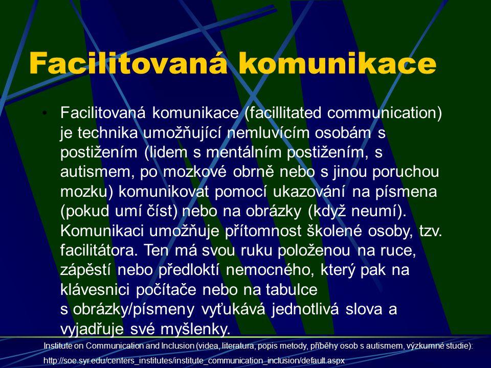 Facilitovaná komunikace