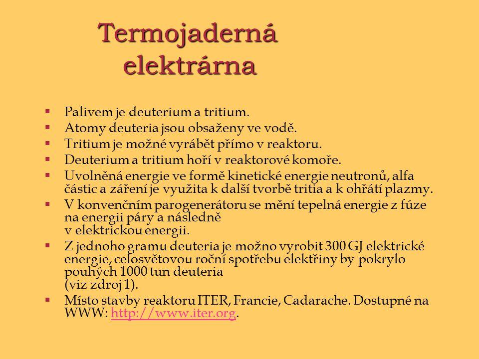 Termojaderná elektrárna