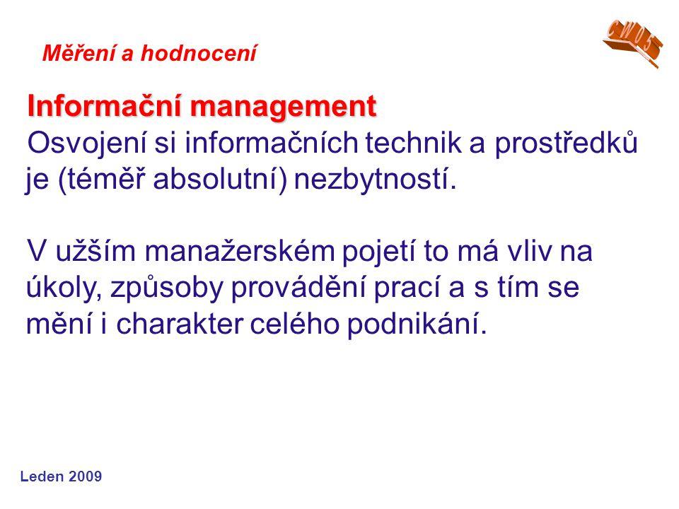 Informační management