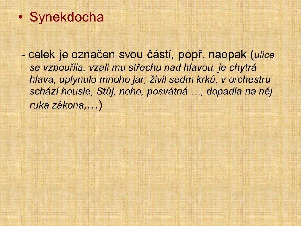 Synekdocha