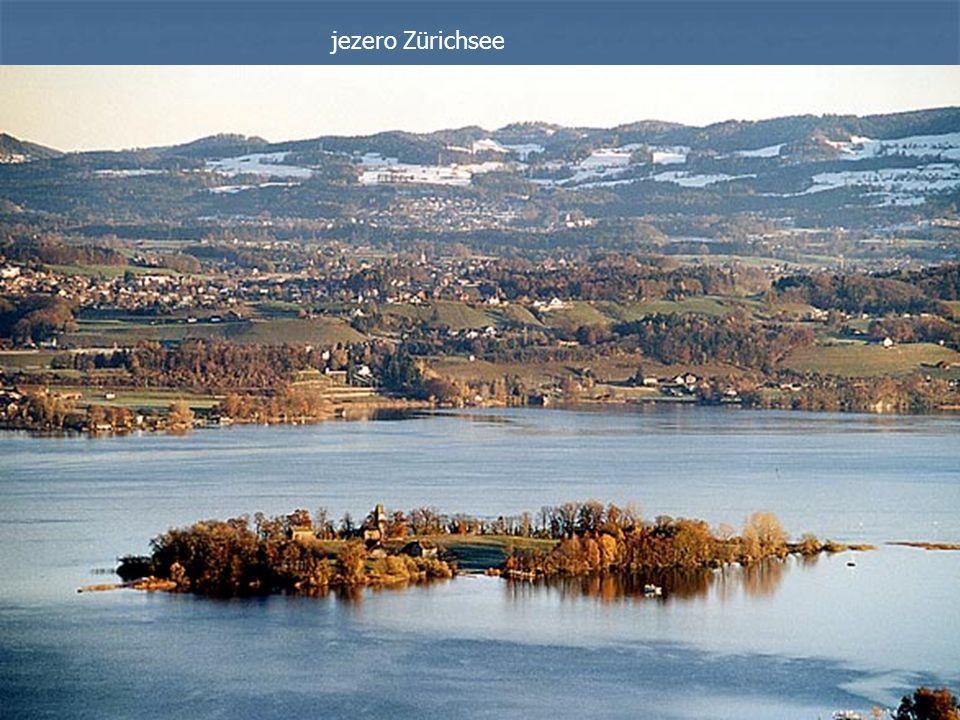 jezero Zürichsee