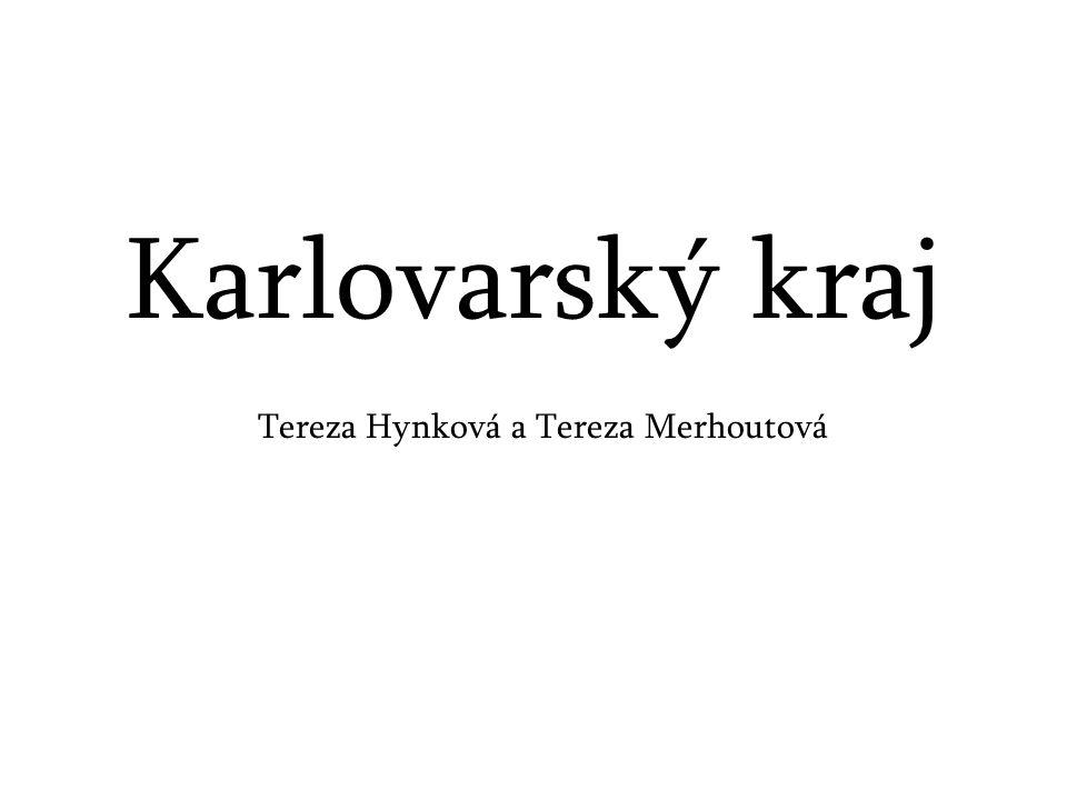 Tereza Hynková a Tereza Merhoutová