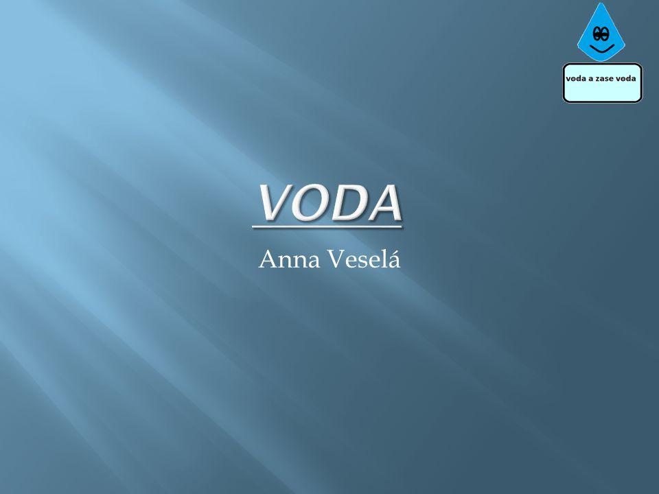 voda Anna Veselá