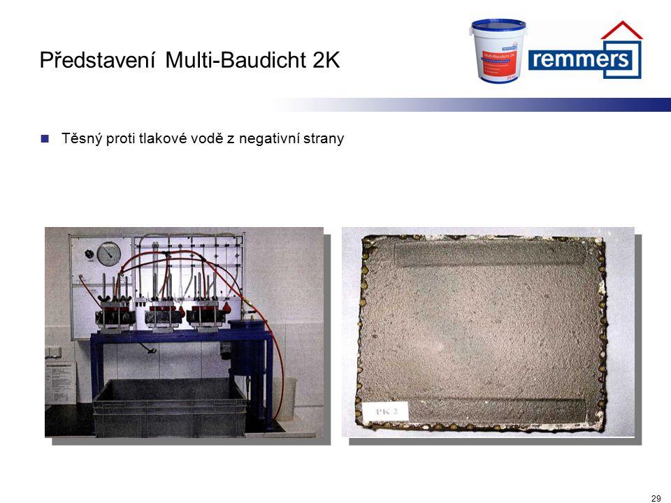 Představení Multi-Baudicht 2K