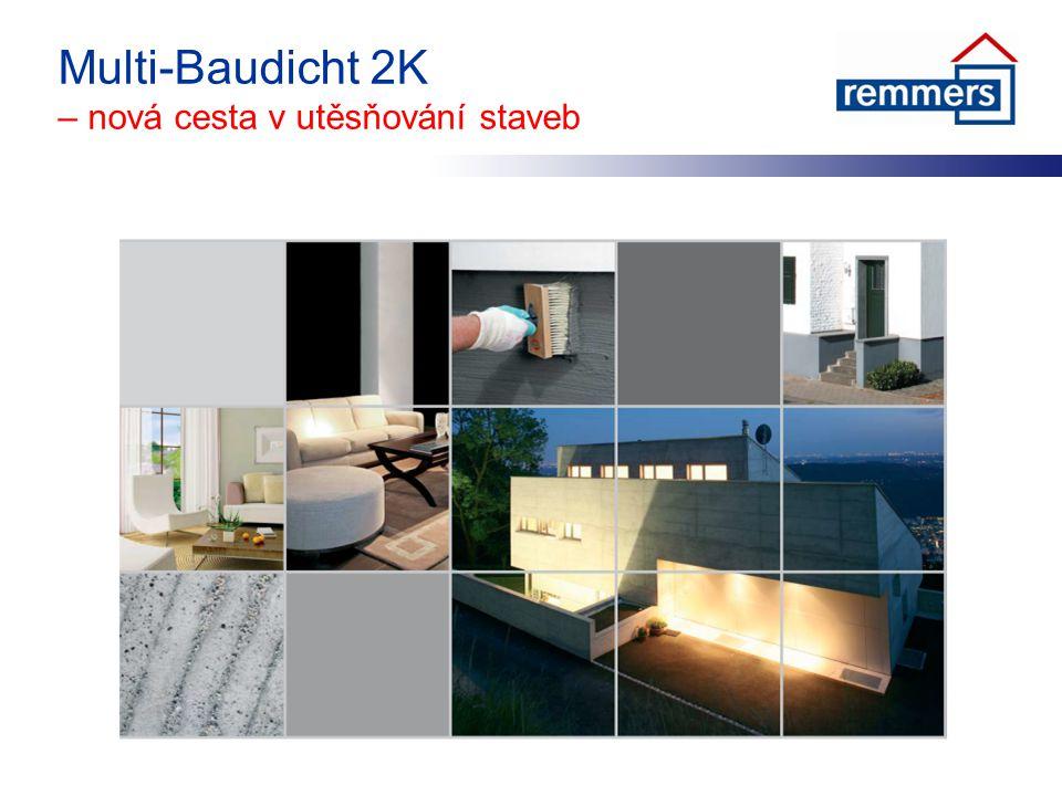 Multi-Baudicht 2K – nová cesta v utěsňování staveb